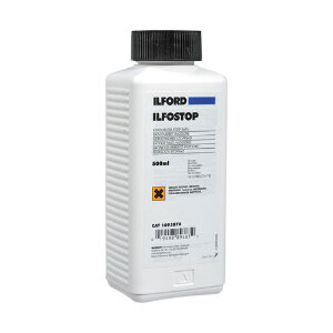 Ilford Ilfostop Stop Bath (500ml)