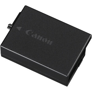 Canon DRE8 DC Battery Charger Coupler