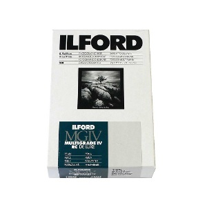 Ilford Multigrade IV RC Deluxe MGD.44M Black & White Variable Contrast Paper Pearl – 3.5x5.5 inch - 100 Sheets