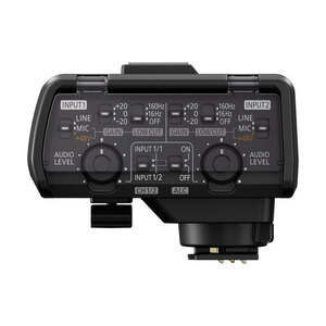 Panasonic DMW-XLR1E XLR Audio Adapter for GH5