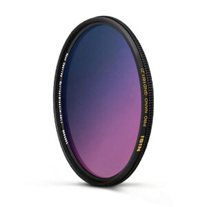 NiSi 82mm Nano Graduated Neutral Density Filter - ND16 (1.2) – 4 Stop