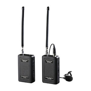 Saramonic Wireless 4-Channel VHF Omnidirectional Lavalier Microphone System (SR-WM4C)