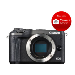 Canon EOS M6 - Body Only