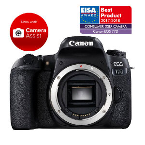 Canon EOS 77D DSLR - Body Only