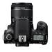 Canon EOS 77D+ 18-55mm Lens