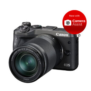 Canon EOS M6 + 18-150mm f/3.5-6.3 IS STM Lens