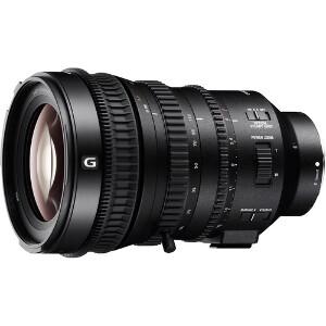 Sony 18–110mm f/4 G PZ OSS - E Mount Lens