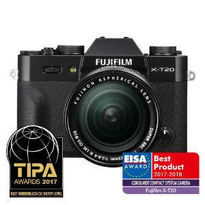 Fujifilm X-T20 + 18-55mm f/2.8-4 R LM OIS Lens