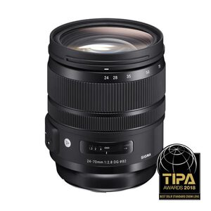 Sigma 24-70mm f/2.8 DG OS HSM Art Series Lens
