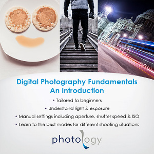Digital Photography Fundamentals -  An Introduction – 20/01/2018 - Melbourne