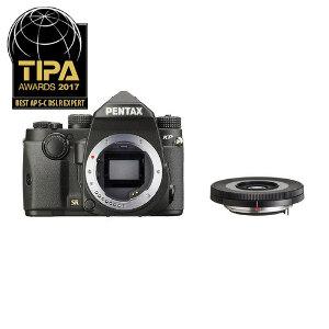 Pentax KP DSLR + 40mm F2.8 XS DA Lens
