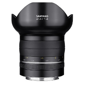 Samyang 14mm f/2.4 XP Premium