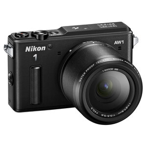Nikon 1 AW1 Waterproof Compact + Nikkor 1 Lens AF 11-27.5mm - Ex-Demo