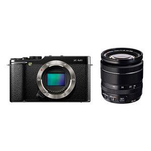 Fujifilm X-M1 + XF18-55mm F2.8-4 R LM OIS Lens