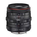 Pentax DA 20-40mm F/2.8-4 LTD Lens