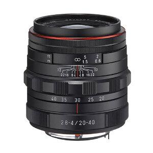 Pentax DA 20-40mm F/2.8-4 Limited Lens
