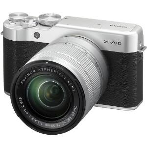 Fujifilm X-A10 + 16-50mm Lens