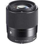 Sigma 30mm f/1.4 DC DN Contemporary - E-Mount