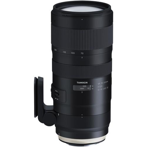 Tamron 70-200mm SP f/2.8 Di VC USD G2