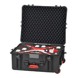 HPRC PHA4-2700W Watertight Case with Foam & Wheels for DJI Phantom 4