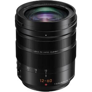 Panasonic Leica DG Vario-Elmarit 12-60mm F/2.8-4 POWER O.I.S. Lens
