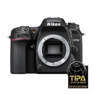 Nikon D7500 DSLR – Body Only
