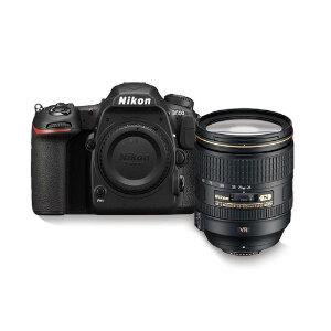 Nikon D500 DSLR + 24-120mm f/4G ED VR