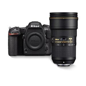 Nikon D500 DSLR + 24-70mm f2.8E ED VR