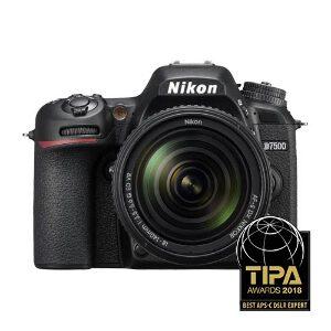 Nikon D7500 DSLR + 18-140mm f/3.5-5.6G ED VR