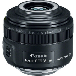 Canon EF-S 35mm f/2.8 Macro IS STM Lens