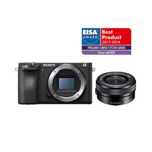 Sony A6500 + Sony PZ 16-50mm F/3.5-5.6 OSS Lens
