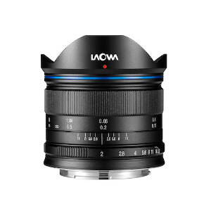 Laowa 7.5mm f/2 Ultra-Wide Angle Lens – Micro Four Thirds