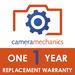 Camera Mechanics 1 Year Compact Camera Replacement Warranty