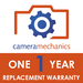 Camera Mechanics 1 Year Compact Camera Replacement Cover