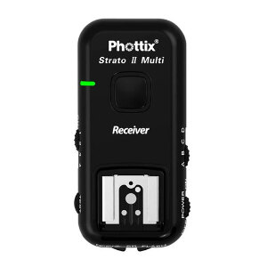 Phottix Strato II Multi Wireless Receiver Only