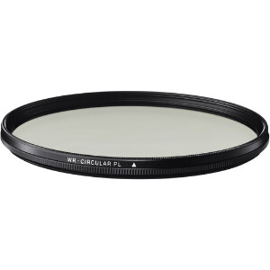 Sigma Circular Polarising Filter WR - 95mm