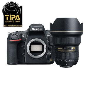Nikon D810 DSLR + 14-24mm f/2.8 G ED Lens