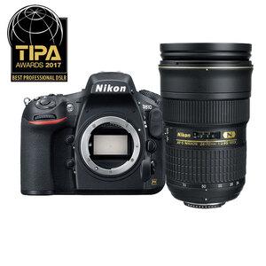 Nikon D810 DSLR + 24-70mm f/2.8 G ED Lens