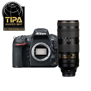 Nikon D810 DSLR + 70-200mm f/2.8E FL ED VR Lens