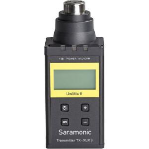 Saramonic TX-XLR9 Plug-on XLR Transmitter