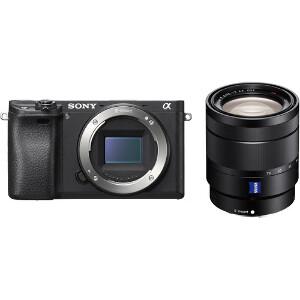 Sony A6300 + 16-70mm f/4 OSS Lens