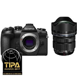 Olympus OM-D E-M1 Mark II + 7-14mm f/2.8 PRO Lens