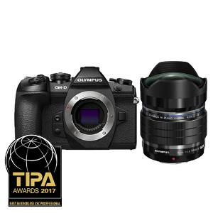 Olympus OM-D E-M1 Mark II + 8mm f/1.8 PRO Lens