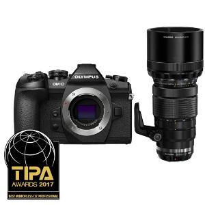 Olympus OM-D E-M1 Mark II + 40-150mm PRO Lens