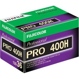 Fujifilm PRO 400H Colour Negative Film