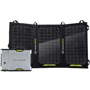 Goal Zero Sherpa 100 Solar Charging Kit