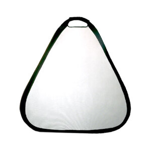 Triangular Reflector with Handle - 80cm