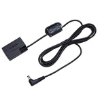 Canon DC Battery Charger Coupler – DRE18