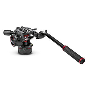 Manfrotto Nitrotech N8 Zero Fluid Head – MVHN8AH