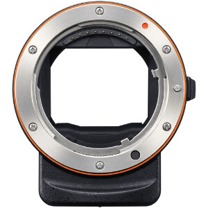 Sony A-Mount To E-Mount Lens Adapter - LA-EA3